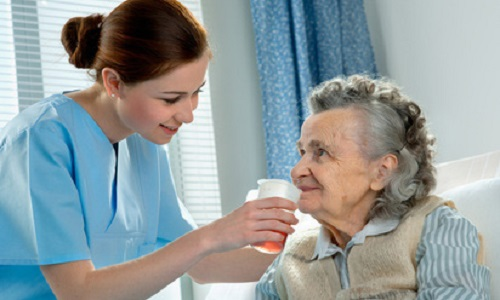 Maison de retraite pour personnes âgées