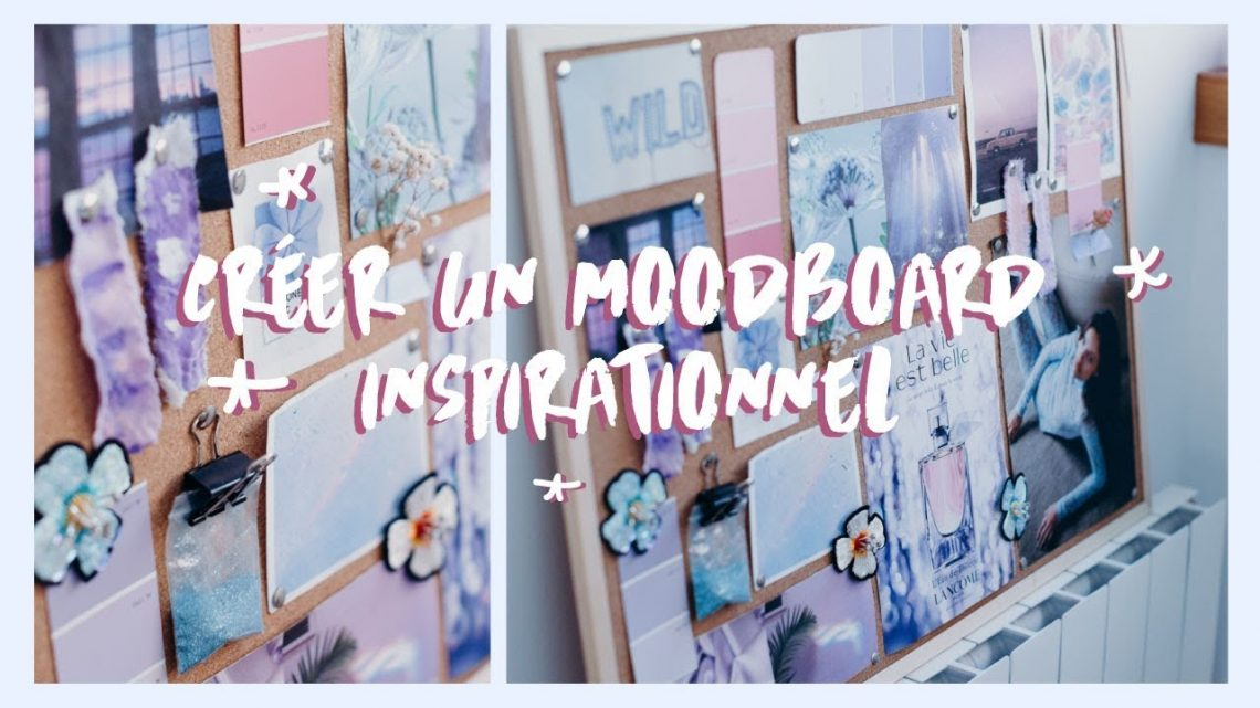 Créer un moodboard gratuit en 3 étapes