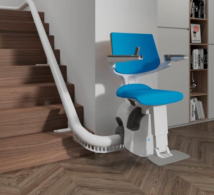 Le monte-escalier, un dispositif intéressant pour les personnes âgées